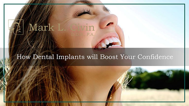 Boosting self confidence with implants