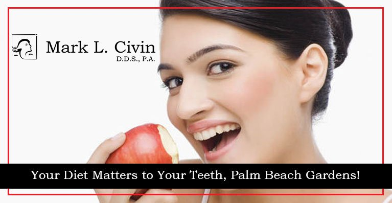 Your Diet Matters to Your Teeth
