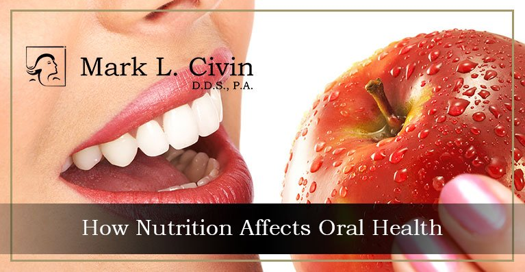 nutrition and oral health blog image