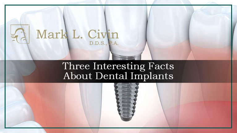 Three Facts about Dental Implants